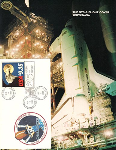 USPS/NASA -The STS-8 Flight Cover