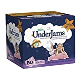 Pampers UnderJams Girls Size 7 (S/M) Diapers Big Pack 50 Count