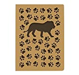 80pg JOURNAL WITH LION DIE CUT, Case of 48