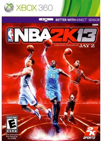 NBA 2K13 PRE-OWNED (Xbox 360): Video Games