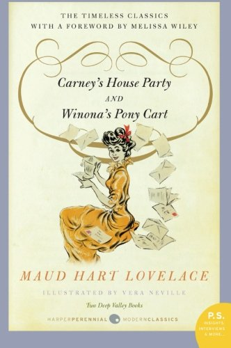 Carneys House Party/Winonas Pony Cart: Two Deep Valley Books