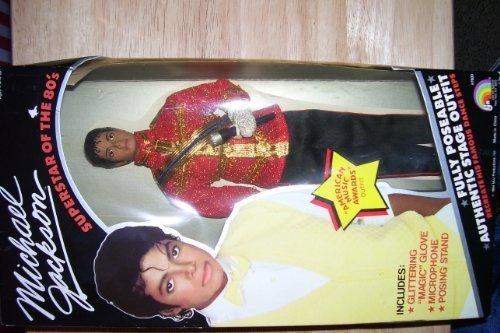 Michael Jackson Barbie Doll Superstar of the 80's America...