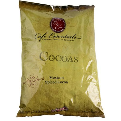Dr. Smoothie Hot Chocolate and Cocoa Cafe Essentials NATURALS Mexican Spiced Cocoa by Dr. Smoothie