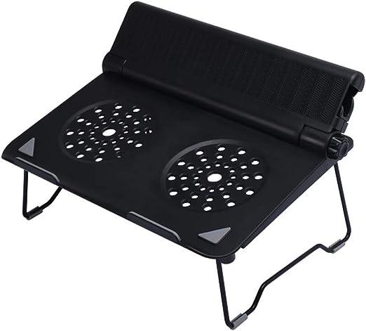 DS-mesa de ordenador Mesa de la cama: soporte de sobremesa para ...