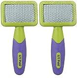 Li'l Pals Slicker Brush (2-Pack)