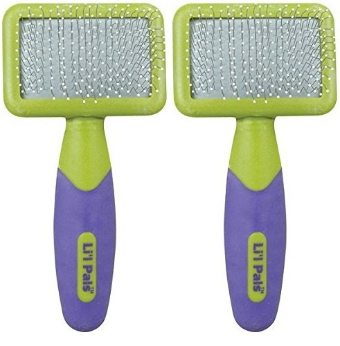 Li'l Pals Slicker Brush (2-Pack)