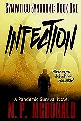 Infection: A  Pandemic Survival Novel (Sympatico Syndrome Book 1)