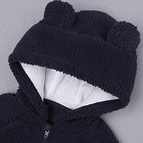 ea9099ef9619 sleek bb778 4961d baby boys girls hooded pullover coats newborn ...