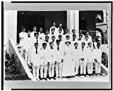 Photo: Philippine Islands,Graduating Class,Student Nurses,Philippine General Hospital