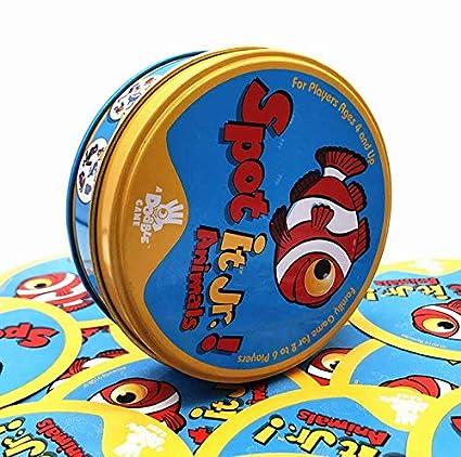crayfomo Tarjetas de Juego de Fiesta Doble Juego de Cartas ...