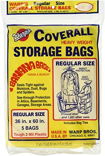 Banana Storage Bag - Warp Brothers FBA_CB-36 CB-36 Banana, 5-36