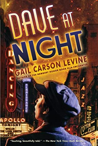 book cover of Dave at Night