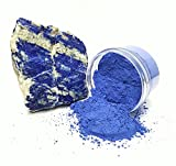 De Mairo 100% Natural Lapis Lazuli Blue Ultramarine Pigment For Artist's Use in Egg Tempera, Oil and Water Painting (30 Gram)