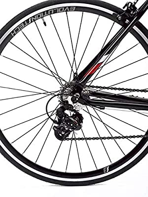 CLOOT Bicicletas Carretera Flash Race TR con Shimano A70 21V ...