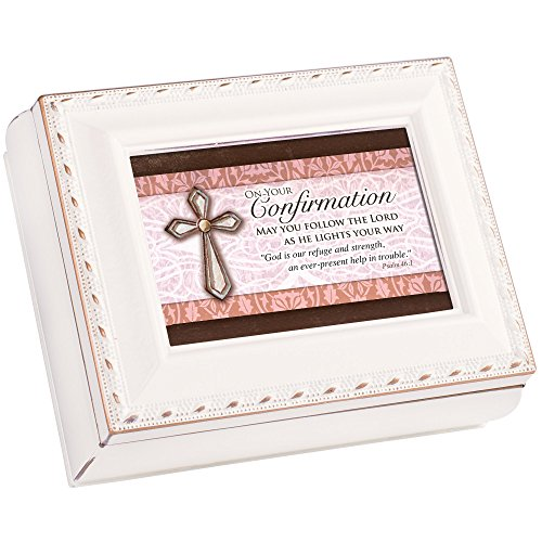 Cottage Garden Confirmation Girl Ivory P - Confirmation Keepsake Shopping Results