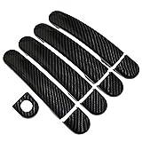 MOTOKU Set of 4 Carbon Fiber Exterior Door Handle