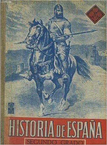 HISTORIA DE ESPANA, SEGUNDO GRADO: Amazon.es: EDELVIVES: Libros