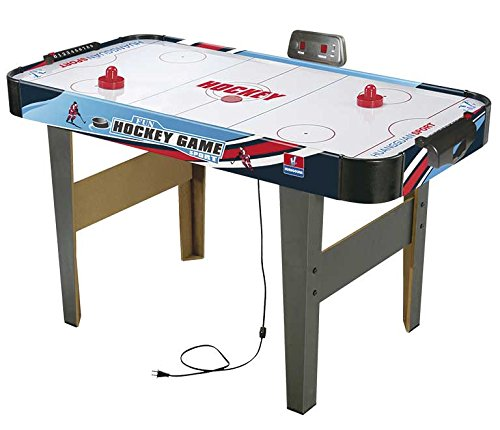mesa de air hockey para niños
