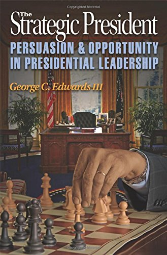 Strategic President Persuasion Opportunity Presidential product image
