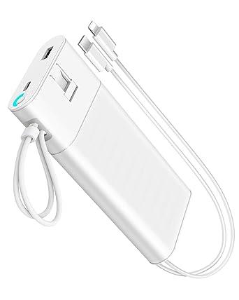 Amazon.com: Heloideo 20000mAh Power Bank Cargador Externo ...