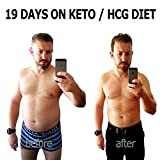 Ketone Keto Urine Test Strips. Look & Feel Fabulous on a Low Carb Ketogenic or HCG Diet. Get Your Body Back! Accurately Measure Your Fat Burning Ketosis