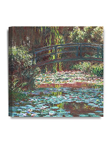DecorArts Claude Reproduction Giclee Canvas