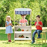 labebe - Wood Puppet Theater for Kid, Flannel