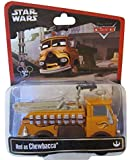 Disney Star Wars Pixar Cars Series 2 Red the Fire Engine as Chewbacca 1/55 Die-Cast - Theme Park Exclusive Limited Edition
