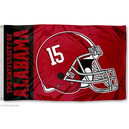 Alabama Crimson Tide Football Helmet (Crimson Helmet)