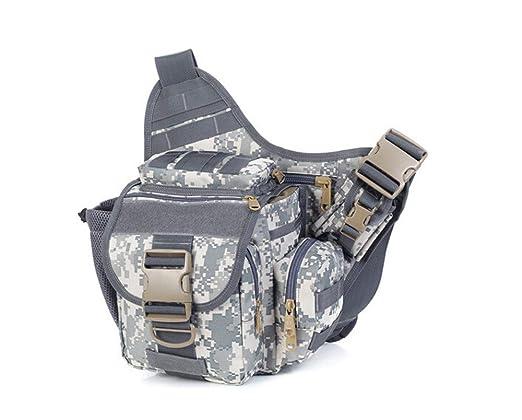 IWEMJJ Super Saddle Bag - Bolso Bandolera para cámara réflex ...