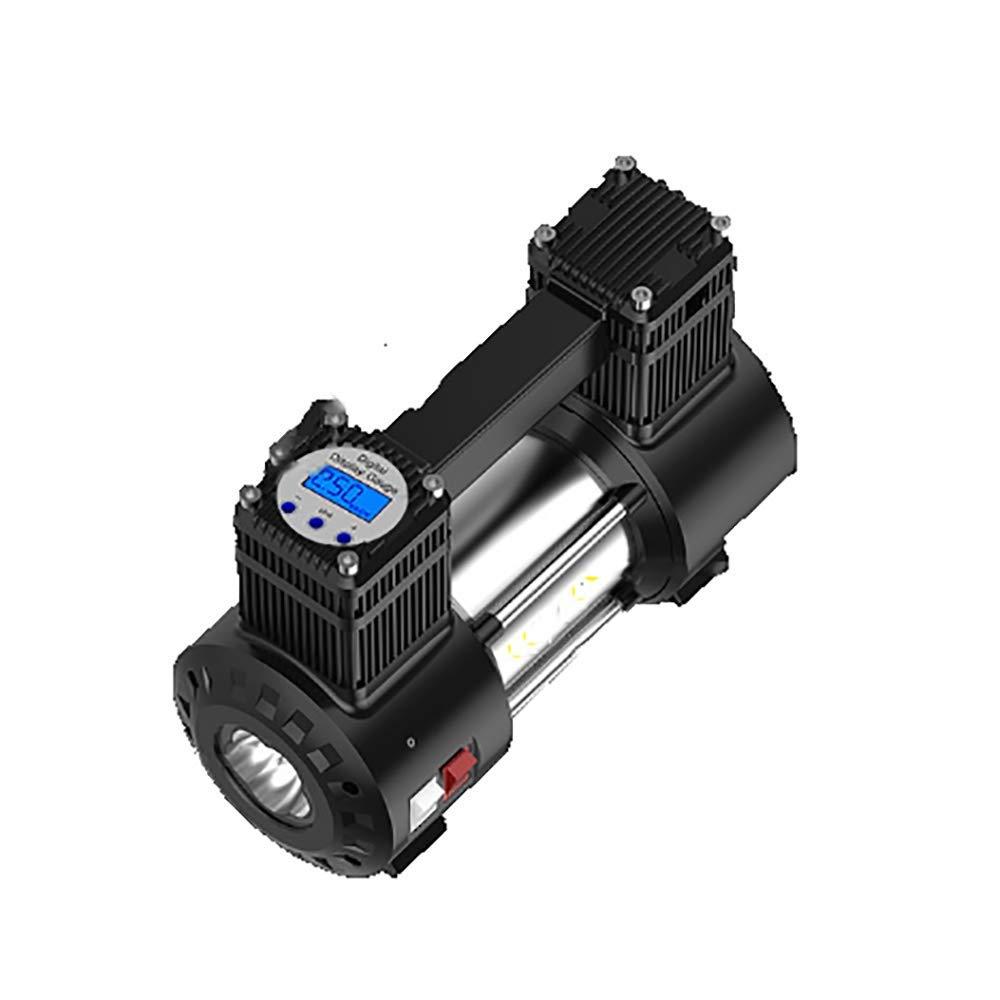 XPZ00 Auto Luft-Pumpe Doppelzylinder Digital Multifunktionselement 12V Portable Inflator