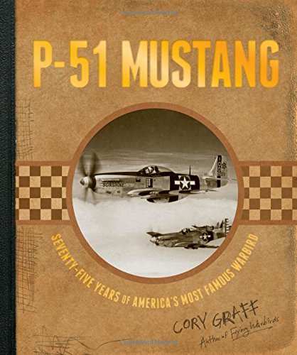 P-51 Mustang: Seventy-Five Years of America's Most Famous (P-51 Fighter)