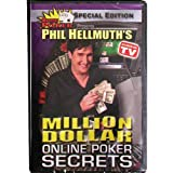 Trademark Poker DVD - Phil Hellmuth's Million Dollar Online Poker Secrets Instructional (Multi)
