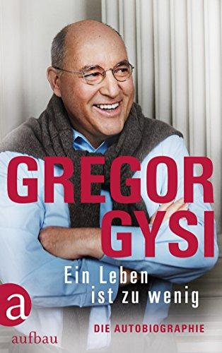 Amazoncom Ein Leben Ist Zu Wenig Die Autobiographie German