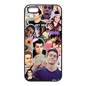 Customiz Dylan O'brien Back Cover Case for iphone 5 5S