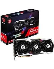 "MSI Karta graficzna Radeon RX 6900 XT GAMING X TRIO 16G""16 GB GDDR6, RGB mistyczne światło, AMD, 3 x DisplayPort, HDMI, Tri Frozr 2 Fan Cooling System"""