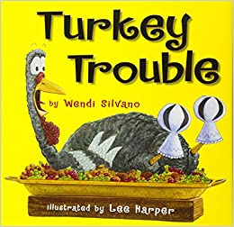 Image result for turkey trouble book