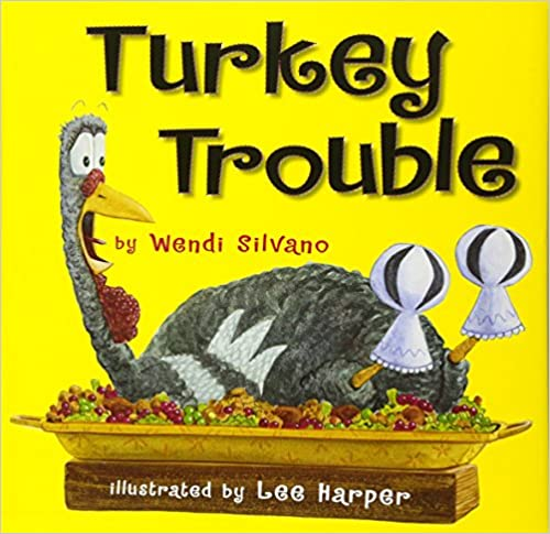 Turkey Trouble ONLY $7.99 on A...