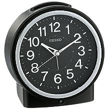 Seiko QHE117KLH Bedside Alarm Japanese Quartz Alarm Clock