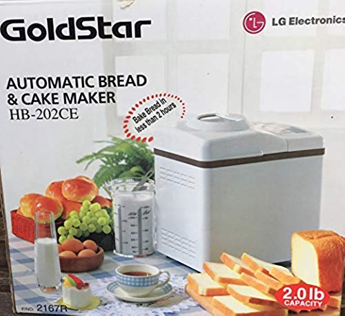 Goldstar Automatic Bread and Cake Machine