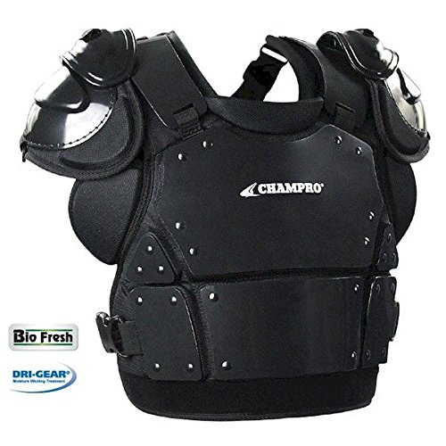 Champro Pro-Plus Plate Armor Chest Prote - Black Pro Chest Protector Shopping Results