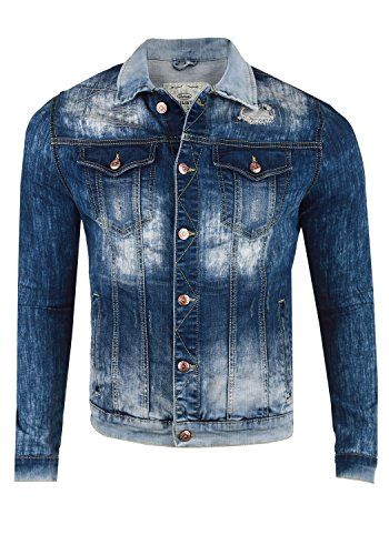 Cipo & Baxx Herren Jeans Jacke CJ119