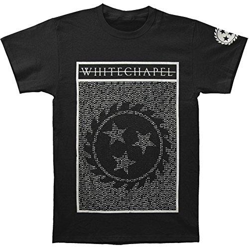 Whitechapel Men's Sell Your Soul T-shirt Medium Black