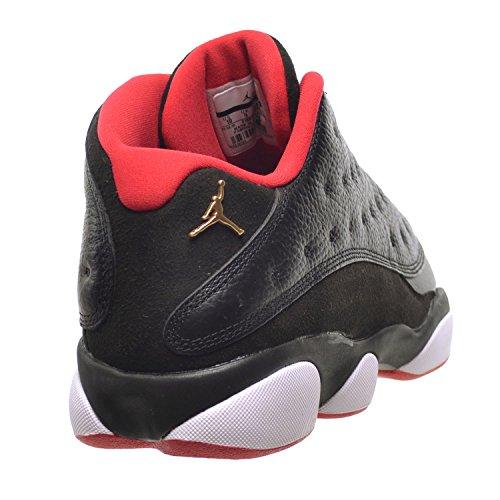 Jordan Nike Air 13 Retro Low XIII Black Red Bred