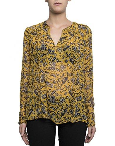 isabel-marant-womens-ht092317p023e10yw-yellow-silk-blouse
