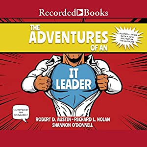 The Adventures of an IT Leader, Updated Edition Audiobook