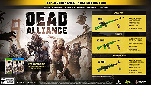 Dead Alliance: Day One Edition – Xbox One