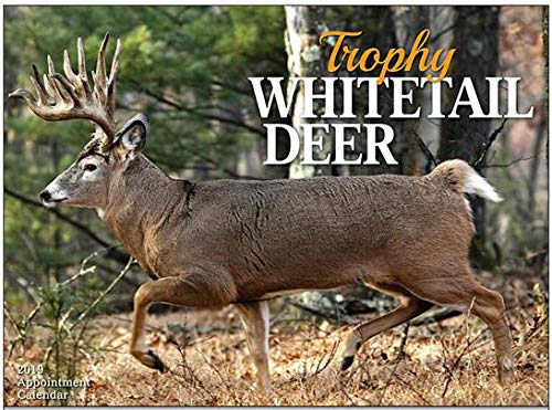 Trophy Whitetail Deer 2019 Wall Calendar - 18