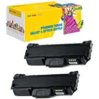 New York TonerTM New Compatible 2 Pack Xerox 3215 3225 (106R02777) High Yield Toner for Xerox - 3215 3225 3260 . -- Black