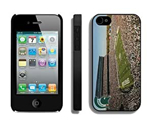Amazing Hard Shell Cover for Iphone 4 4s Case Mate Ncaa Sports for Guys
